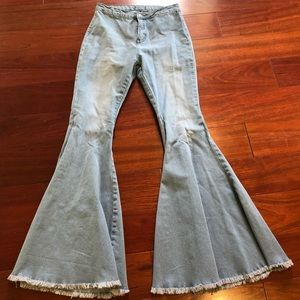 Denim - Boutique brand flair/bell bottom jeans
